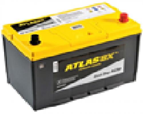 Автомобильный  аккумулятор ATLAS AGM