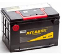 Автомобильные аккумуляторы ATLAS 70Ач EN670А п.п. (260х172х180, B01) 130RC MF78-670 бок.кл Прямая полярность США