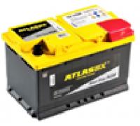 Автомобильные аккумуляторы ATLAS AGM AX 70Ач EN760А о.п. (277х174х190, B13) SA 57020 Обратная полярность Евро