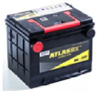 Автомобильные аккумуляторы ATLAS 68Ач EN630А п.п. (230х172х180, B01) 125RC MF75-630 бок.кл. Прямая полярность США