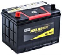 Автомобильные аккумуляторы ATLAS 75Ач EN710А п.п. (260х172х200, B01) 140RC MF34-710 Прямая полярность Азия