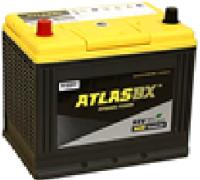 Автомобильные аккумуляторы ATLAS AGM AX 75Ач EN750А п.п. (260х172х220, B01) S65D26R Прямая полярность Азия