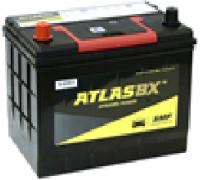 Автомобильные аккумуляторы ATLAS 72Ач EN630А п.п. (257х172х220, B00) MF90D26R Прямая полярность Азия