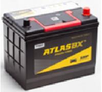 Автомобильные аккумуляторы ATLAS 72Ач EN630А о.п. (257х172х220, B00) MF90D26L Обратная полярность Азия