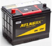 Автомобильные аккумуляторы ATLAS 70Ач EN540А п.п. (266х172х220, B01) MF57024 Прямая полярность Азия