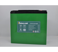 Аккумулятор 12В 30Ач LiFePo4 BatteryCraft (80 х 180 х 160)