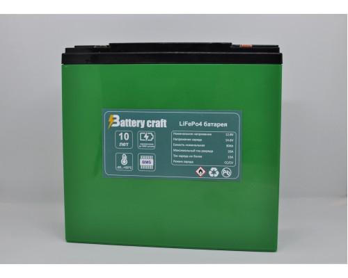 Аккумулятор 12В 30Ач LiFePo4