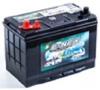 Автомобильные аккумуляторы ATLAS E-NEX 90Ач EN600А п.п. (302х172х220, B01) XDC27MF Прямая полярность Яхт