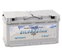 Автомобильный аккумулятор  Silverstar 105 Ач 353x175x190