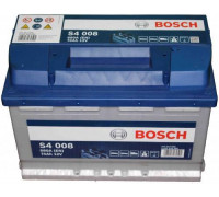 Автомобильный аккумулятор  Bosch 74 Ач 278x175x190