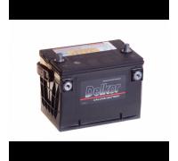 Автомобильный аккумулятор  Delkor 75 Ач 230x170x186