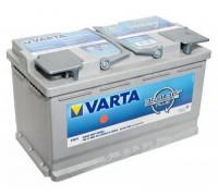 Аккумулятор автомобильный VARTA AGM F21 80 А.ч Обратная полярность