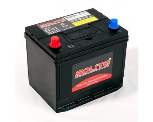 Автомобильный аккумулятор  Solite 70 Ач
