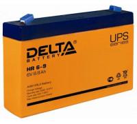 Аккумулятор Delta HR 6-9 (6 вольт 8.8 а.ч)