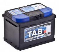 Автомобильный аккумулятор  Tab 60 Ач 242x175x175
