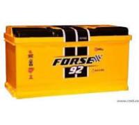 Автомобильный аккумулятор  Forse 92 Ач 353x190x190