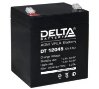 Аккумулятор Delta DT 12045 (12 вольт 4.5 ампер)