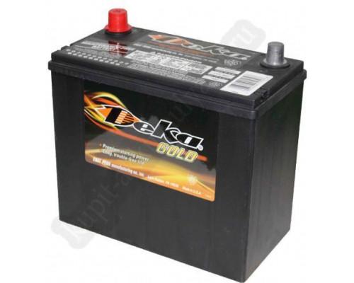 Автомобильный аккумулятор  Deka 50 Ач