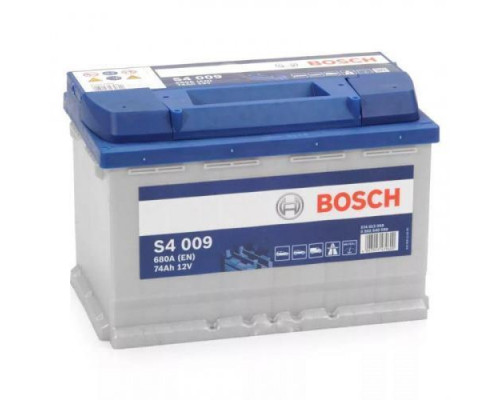Автомобильный аккумулятор  Bosch 74 Ач