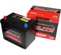 Автомобильный аккумулятор  Solite 85 Ач 260x168x220