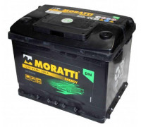 Автомобильный аккумулятор  Moratti 65 Ач 242x175x190
