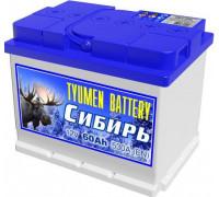 Автомобильный аккумулятор  Тюмень 60 Ач 242x175x190