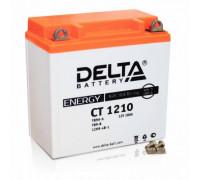Мото аккумулятор Delta 10 Ач 137x77x135