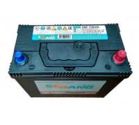 Автомобильный аккумулятор  Sebang 55 Ач 238x129x225