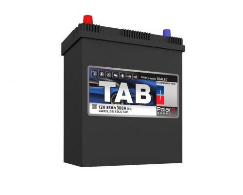 Автомобильный аккумулятор  Tab 35 Ач