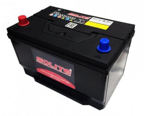 Автомобильный аккумулятор  Solite 100 Ач