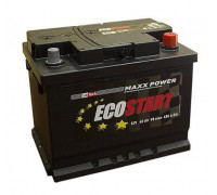 Автомобильный аккумулятор  Ecostart 60 Ач 242x175x190