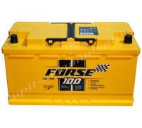 Автомобильный аккумулятор  Forse 100 Ач 353x175x190