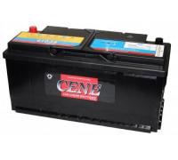 Автомобильный аккумулятор  Cene 110 Ач 394x175x190