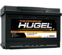 Мото аккумулятор Hugel 75 Ач 278x175x190