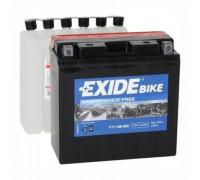 Мото аккумулятор Exide 12 Ач 150x70x145