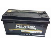 Автомобильный аккумулятор  Hugel 100 Ач 353x175x175