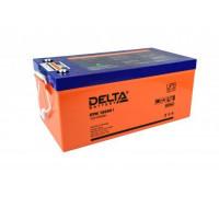 Аккумулятор Delta DTM 12250 L (12V / 250Ah)