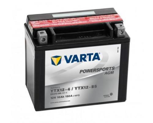 Мото аккумулятор Varta 10 Ач