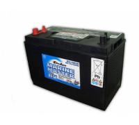 Автомобильный аккумулятор  Deka 100 Ач 300x170x236