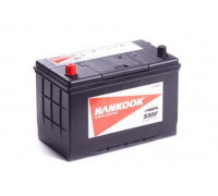 Автомобильный аккумулятор  Hankook 95 Ач 306x173x225