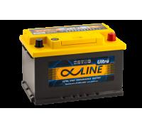 Аккумулятор Alphaline 62 Ач 242x175x175