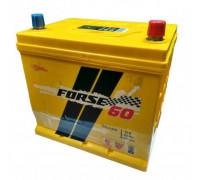 Автомобильный аккумулятор  Forse 60 Ач 232x173x225
