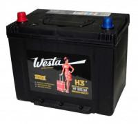 Автомобильный аккумулятор  Westa 70 Ач 260x175x225