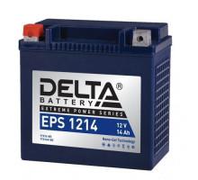 Мото аккумулятор Delta 14 Ач 149x87x144