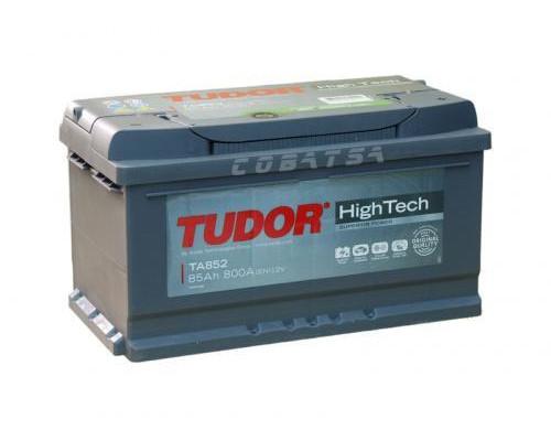 Автомобильный аккумулятор  Tudor 85 Ач