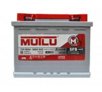 Автомобильный аккумулятор  Mutlu 60 Ач 240x175x190