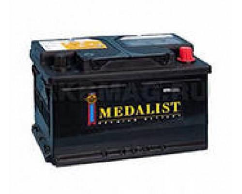 Автомобильный аккумулятор  Medalist 65 Ач