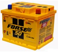 Автомобильный аккумулятор  Forse 50 Ач 207x175x175
