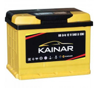 Автомобильный аккумулятор  Kainar 60 Ач 242x175x175
