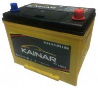 Автомобильный аккумулятор  Kainar 75 Ач 260x175x225